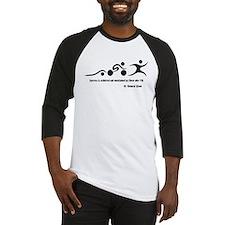 Triathlon T-Shirt Baseball Jersey