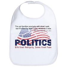 Political Power Bib