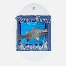 Wiper Hunter Ornament (Oval)