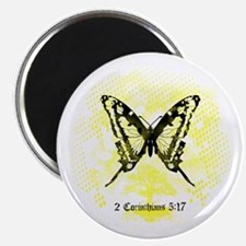 New 2012 Butterfly Magnet