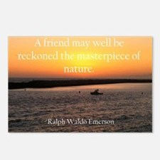 A Friend.... Postcards (Package of 8)