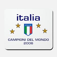 italia 2006 Campioni - Mousepad