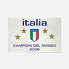 italia 2006 Campioni Rectangle Magnet (100 pack)