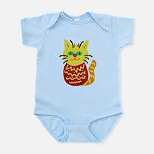 Microcosm Kitty Cat Infant Bodysuit