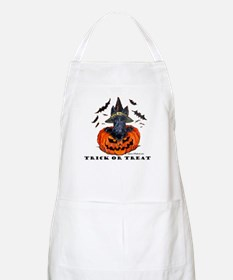 Scottie Witch Apron