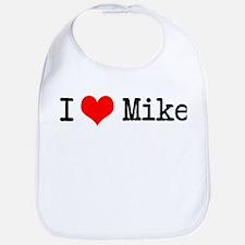 I love Mike Bib