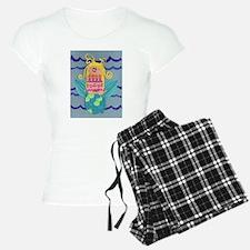 Birthday Mermaid Pajamas