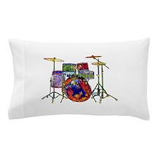 Wild Drums Pillow Case
