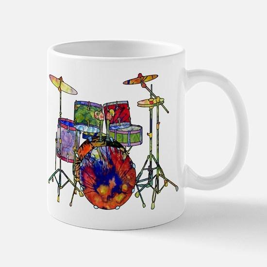 Wild Drums Mug