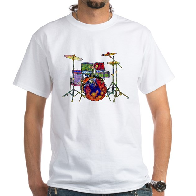 Wild Drums Shirt By Zodiarts