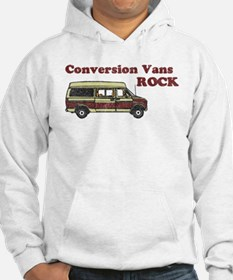 Conversion Vans Rock Jumper Hoody