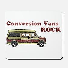 Conversion Vans Rock Mousepad