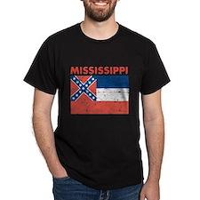 Flag of Mississippi T-Shirt
