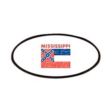 Flag of Mississippi Patches