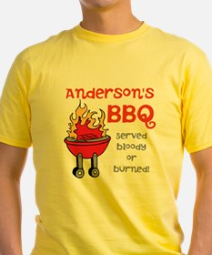 Personalized BBQ T