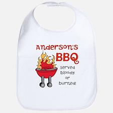 Personalized BBQ Bib