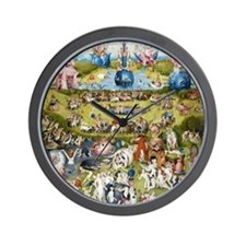 Unique Women of the bible Wall Clock