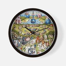 Unique Christian womens Wall Clock