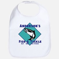 Personalized fishing Bib
