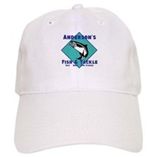 Personalized fishing Baseball Cap
