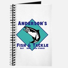 Personalized fishing Journal
