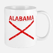 Flag of Alabama Mug