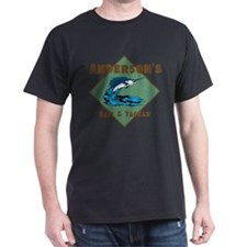 Personalized fishing T-Shirt