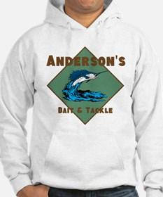 Personalized fishing Hoodie
