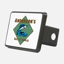 Personalized fishing Hitch Cover