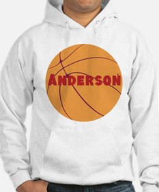 Personalized Basketball. Hoodie