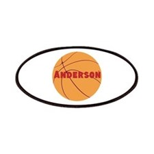 Personalized Basketball. Patches