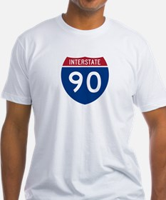 I-90 Interstate Hwy Shirt