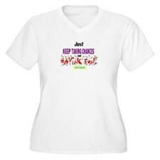Taking Chances/Having Fun-Garth Brooks T-Shirt