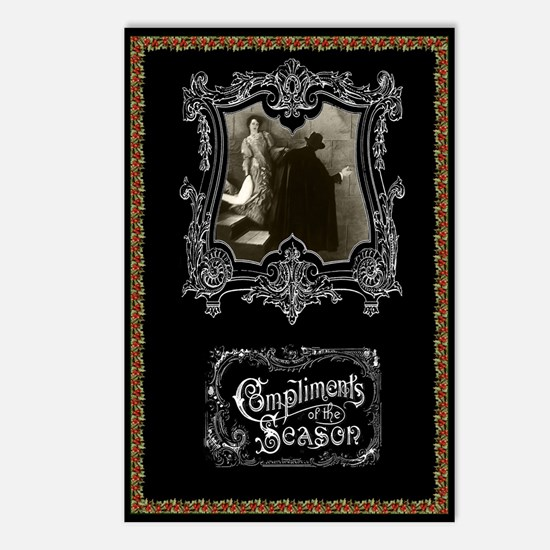 Classic Phantom The Opera Postcards (package Of 8)