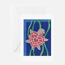 Turtully Love You Greeting Card