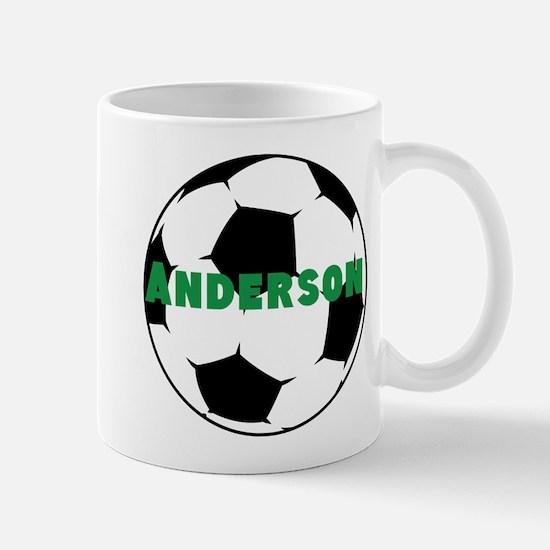 Personalized Soccer Mug