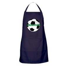 Personalized Soccer Apron (dark)