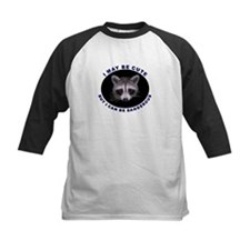 Raccoon Cute But Dangerous Tee