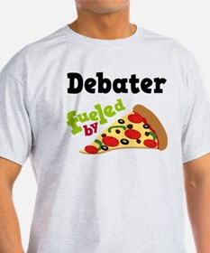 Debater Funny Pizza T-Shirt