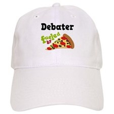 Debater Funny Pizza Baseball Cap