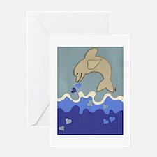 Sea I Love You Greeting Card