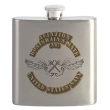 Navy - Rate - AB Flask