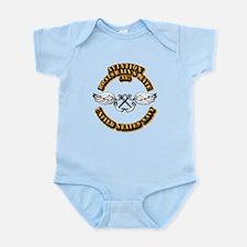 Navy - Rate - AB Infant Bodysuit