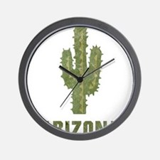 Vintage Arizona Wall Clock