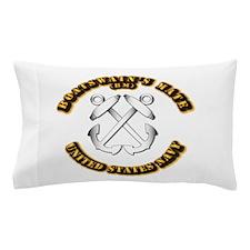 Navy - Rate - BM Pillow Case