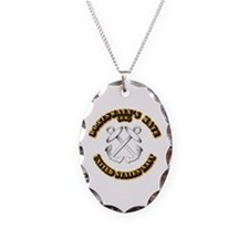 Navy - Rate - BM Necklace