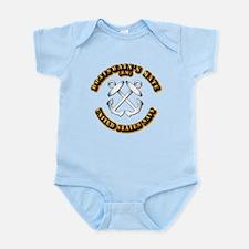 Navy - Rate - BM Infant Bodysuit