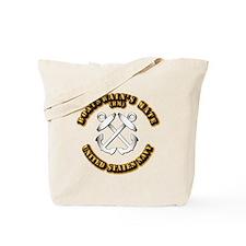 Navy - Rate - BM Tote Bag