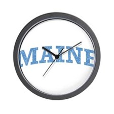 Vintage Maine Wall Clock