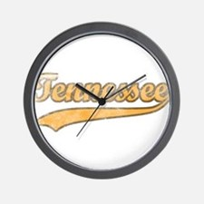 Vintage Tennessee Wall Clock